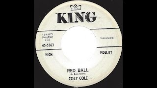 Cozy Cole - Red Ball -