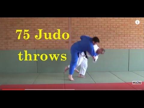 74 Judo throws in 120 seconds - Trending Judo video