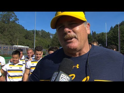 California rugby head coach Jack Clark on Pac Rugby 7s Championship win: 'It's good to win'