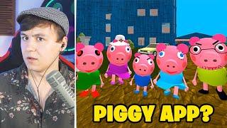 Ich teste PIGGY fürs Handy...