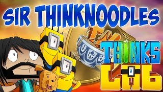 Minecraft Mods : Think's Lab - Becoming a Knight! [Minecraft Roleplay]
