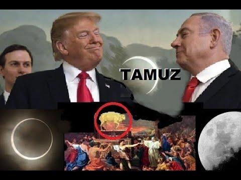 ISRAEL  EL ECLIPSE Y TAMUZ