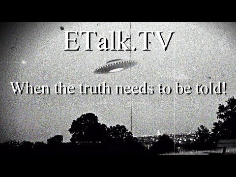 "ETalk.TV - Tom Dongo ""Mysteries Of The Sedona Desert"""
