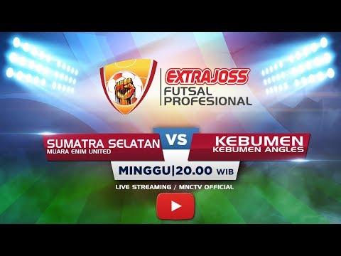 MUARA ENIM  (SUMATRA SELATAN) VS KEBUMEN ANGELS (KEBUMEN) - (FT: 0 - 5) Extra Joss Futsal 2018