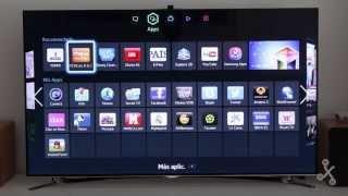 Análisis Samsung Smart TV F8000, Serie 8