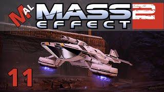 Mass Effect 2 Let's Play Part 11 Project Firewalker