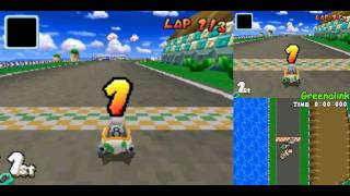 Mario Kart DS: All Cup Tour