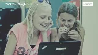 Google for Education i Faaborg-Midtfyn med Wizkids