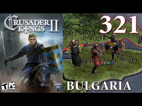 Crusader Kings 2 Part 321 - The Emperor of Macaroni