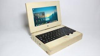 Building A Raspberry Pi 3 Laptop