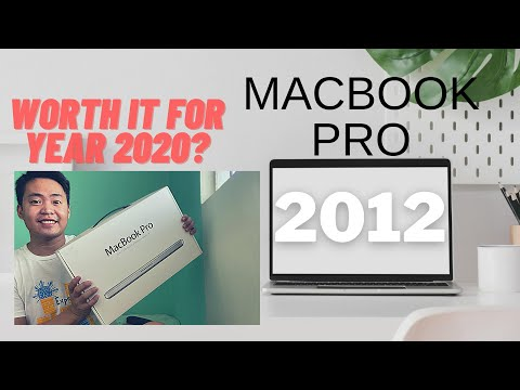 MacBook Pro 2012 Still Worth It in 2020? (Unboxing & Review) - Philippines