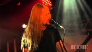 Insomnium - Live in Saint Petersburg, Russia (05.11.2015)