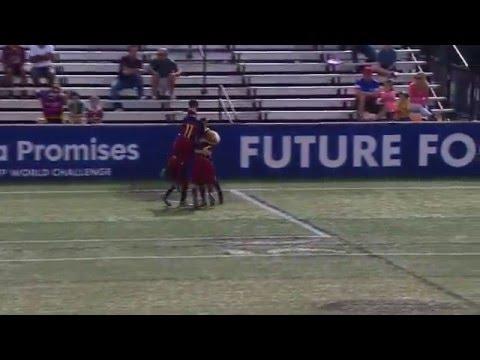 [ESP] LaLiga Promises (U-12): FC BARCELONA - CRYSTAL PALACE FC (4-1)