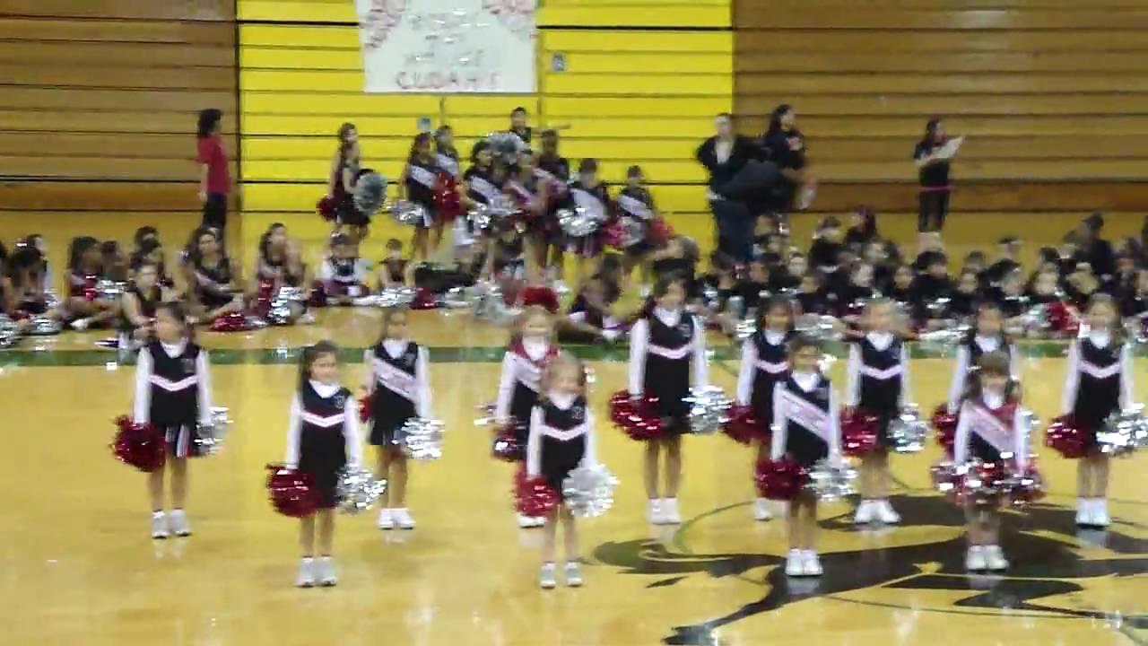 ycoa cheerleading