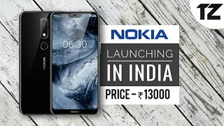 NOKIA X6 - Launch Date in India, Price and Specifications   Best Budget Smartphone