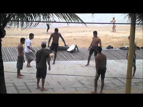Brazil national football team training before match withNetherlands.