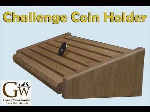 Challenge Coin Holder