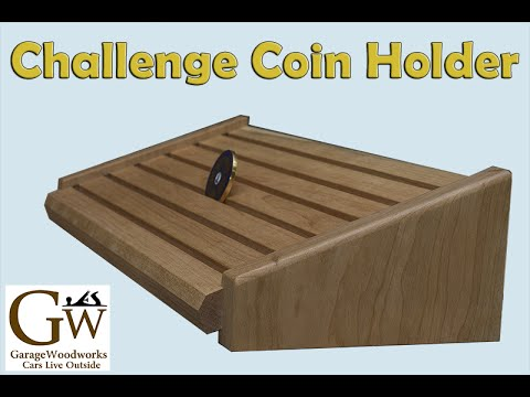 Challenge Coin Holder Youtube