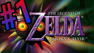 Empieza la cuenta regresiva D: - #1- the legend of zelda: majora's mask