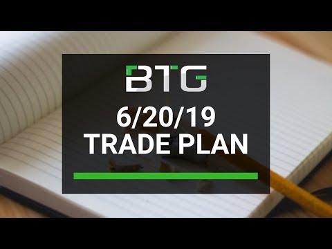 BTG 6/20/19 Trade Plan - NADEX, Futures, Forex
