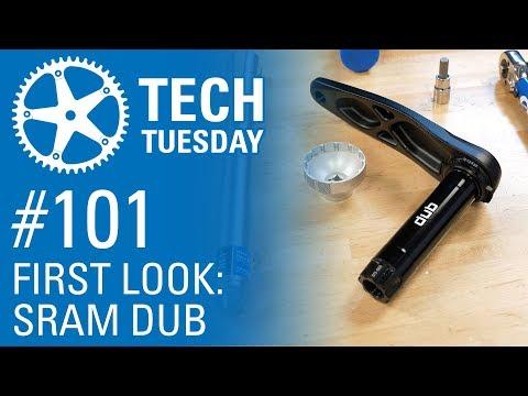 MTB Tools SRAM DUB Bottom Bracket Bearing Press Tool