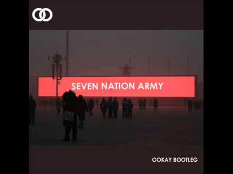 White Stripes - Seven Nation Army (Ookay Bootleg) - YouTube