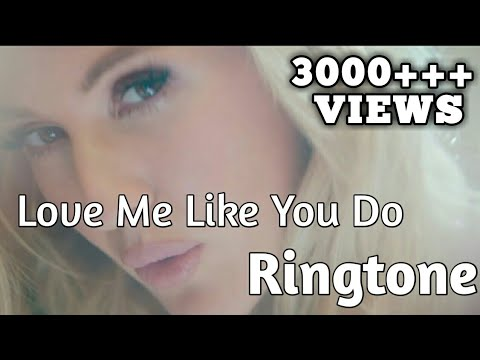 Ellie Goulding - Love Me Like You Do Ringtone for Android [All About Trending]