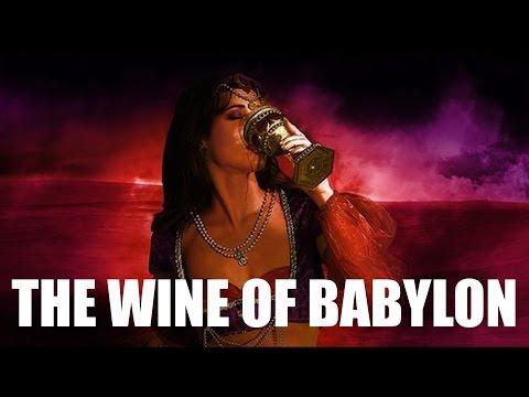 VOICE OF THE ETERNAL GOSPEL - BABYLONIAN WINE # 1