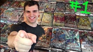 Best Yugioh 204 Booster Pack Opening Extravaganza! All Yugioh Expansion Sets Ever Released!! Part 1 Thumbnail
