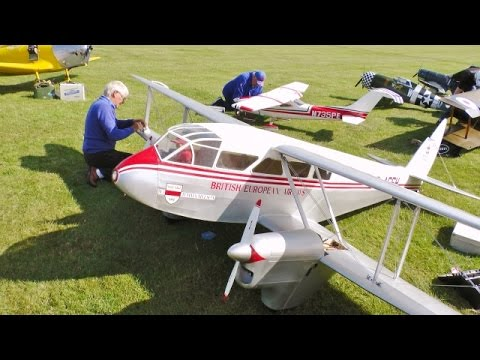 ③ Giant Scale Rc Aircraft Show Line Compilation Lma