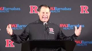 Rutgers Scarlet Knights Wrestling - HC Scott Goodale previews 2018-19 season