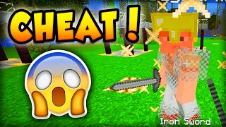 "Minecraft HUNGER GAMES - ""CHEATER!?"" - w/ Ali-A #63!"