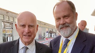 Jerry Brown and Jim Newton, Author of Man of Tomorrow in Conversation with Gustavo Arellano