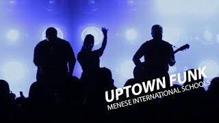 Arabsih - Uptown Funk (Live Cover) - (Menese International Schools 2017)