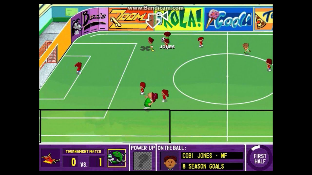 backyard soccer league pc tournament game 10 burn it youtube