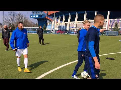 Marcus & Martinus posjetili GNK Dinamo!