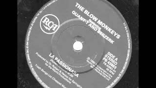 The blow monkeys - la passionara (12 version) HQ AUDIO