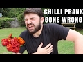 GHOST CHILLI EXTRACT PRANK! (Gone Wrong) 🌶🌶🌶