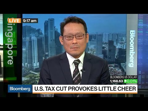 Reyl's Liew Says Tax Cut May Not Impact Wage Growth