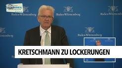 Corona-Maßnahmen in Baden-Württemberg | RON TV