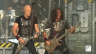 ACCEPT - Die By The Sword Live @ Wacken 2017 (OFFICIAL LIVE CLIP)