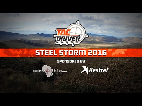Tac Driver - Steel Storm 2016 - Precision Rifle Series - Match Highlights