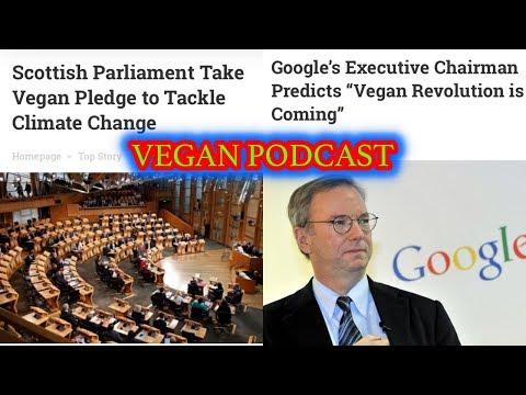 "Google's Executive Chairman predicts ""Vegan Revolution is Coming"""