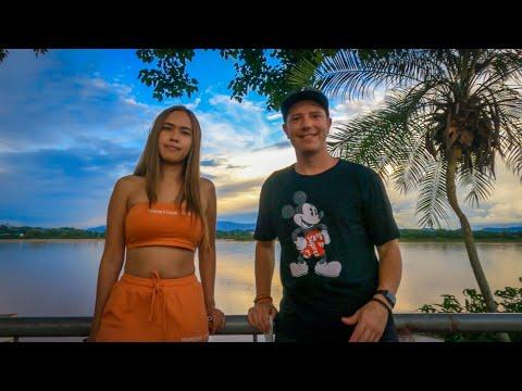 CHIANG MAI to CHIANG RAI - Thailand travel vlog