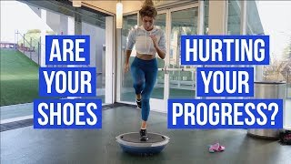 How Your Shoes Affect Your Progress | Anna Victoria