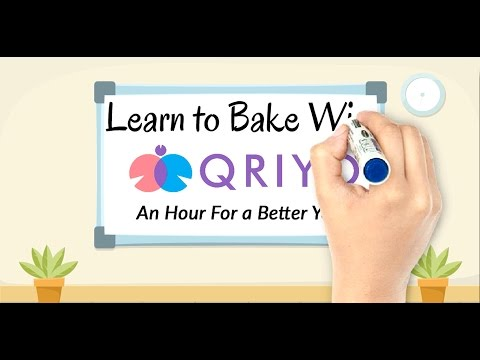 Learn Cooking at Home | Qriyo India's first managed Home Tuition App