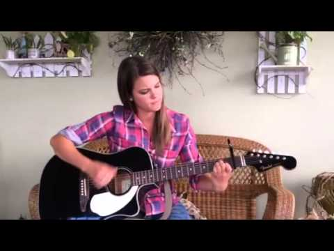 The Thunder Rolls - Garth Brooks cover acoustic
