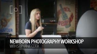 Newborn Photography Workshop Clip