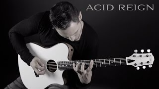 ANGEL VIVALDI // Acid Reign [GUITAR PLAYTHROUGH]