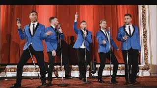 Overtones spend Saturday Night at the Movies - le mag